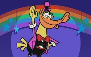 Quacky the Duck