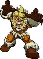 Sabertooth (Super Hero Squad)