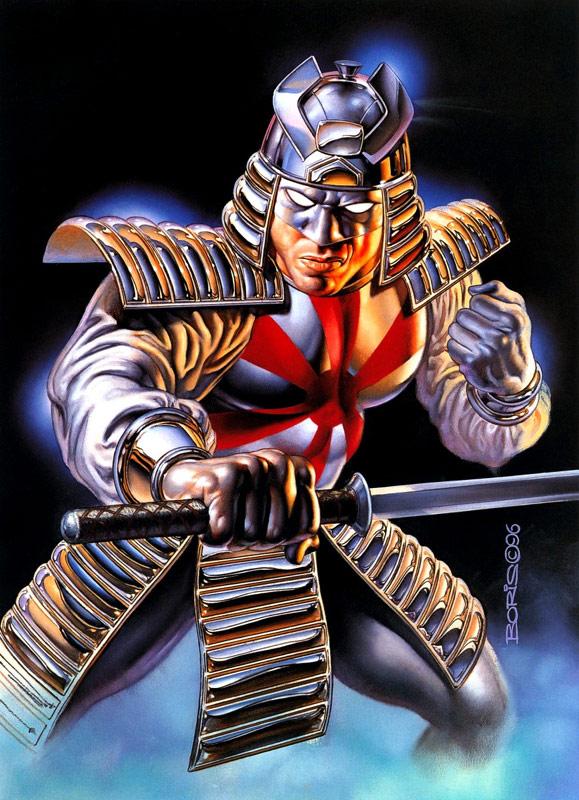 Silver Samurai (Marvel) | Villains Wiki | FANDOM powered ...  Silver Samurai ...