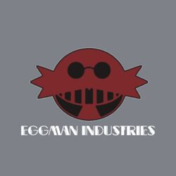 The Eggman Industries Logotype