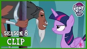 The Mane 6 Question Tirek for Information (School Raze) MLP FiM HD