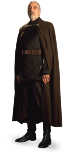 Count Dooku of Serenno