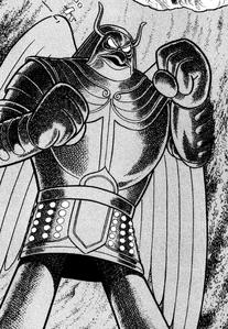DemonStatue-Manga
