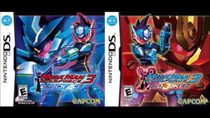 Dread Joker - Mega Man Star Force 3 Music Extended