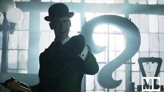 Gotham - Riddler tries to kill Gordon