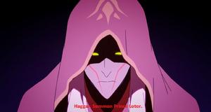 Haggar (Summon Prince Lotor. (Ending Scene))