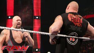 Brock Lesnar and Big Show