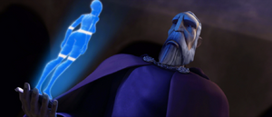 Count Dooku unfortunate