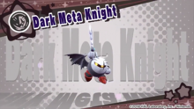 Dark Meta Knight Dream Friend