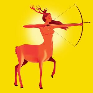 Deer Woman