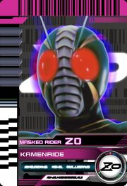 Kamen Ride ZO