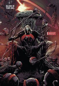 Knull Symbiote God