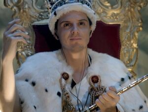 Moriarty crown jewels