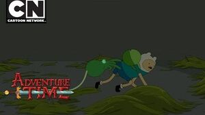 Adventure Time Grass Demon Cartoon Network