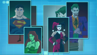 Batman Hush Villains 2
