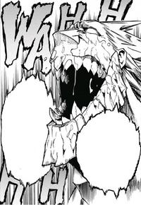 Gigantomachia crying