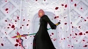 Kingdom Hearts Re Chain of Memories - Boss Marluxia