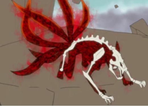Image - Naruto's Six-Tailed Form.jpg | Villains Wiki | FANDOM ...
