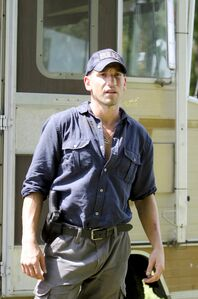 Officer Shane Walsh