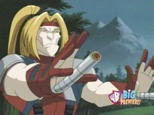 Omega Red (X-Men Evolution)
