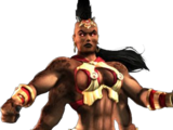 Sheeva (Mortal Kombat: Saga)