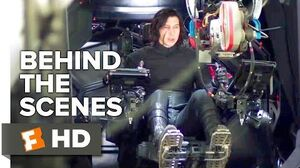 Star Wars The Last Jedi Behind the Scenes - Kylo's Choice (2018) Movieclips Extras