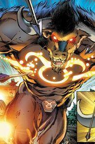 Taurus (Thanos' Zodiac) (Earth-616) 002
