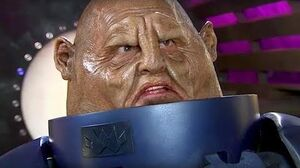 The Doctor Meets General Staal - The Sontaran Stratagem - Doctor Who - BBC-1