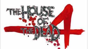 The House Of The Dead 4 Music Give It All You Got! Extended HD