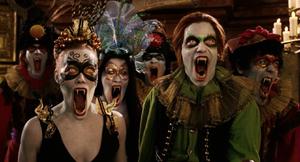 Vampire People reveal