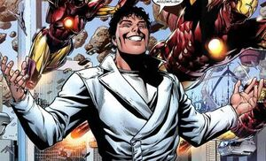 Character Profile - Beyonder (Post - Retcon)