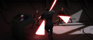 Count Dooku charged