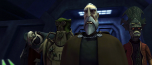 Count Dooku counsel