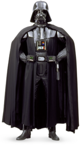 Darth Vader Hands on Hips