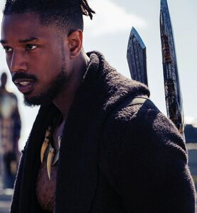 Erik Killmonger (Marvel Cinematic Universe) HD