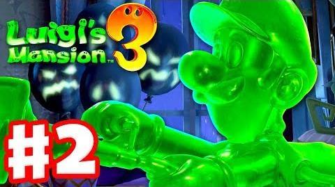 Image Luigi S Mansion 3 Gameplay Walkthrough Part 2