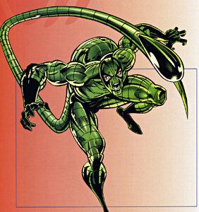 MacDonald Gargan (Earth-616) from Official Handbook of the Marvel Universe Vol 4 2 0001