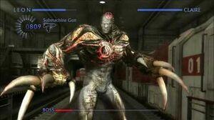 Resident Evil The Darkside Chronicles Part 9 Mr