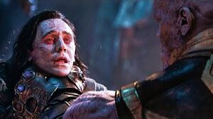 Thanos Kills Loki - Loki Death Scene - Avengers Infinity War (2018) Movie CLIP HD