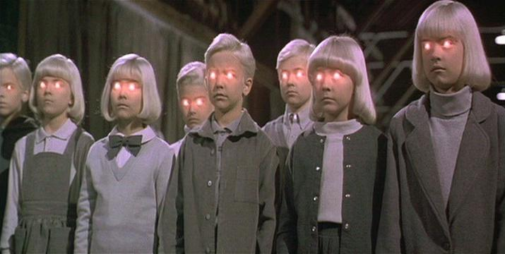 Image result for village of the damned