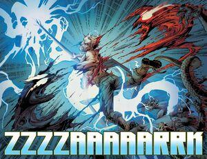 Venom (Klyntar) (Earth-616) Carnage(Klyntar) (Earth-616) and Edward (Earth-616) from Venom vol 4 23 0001