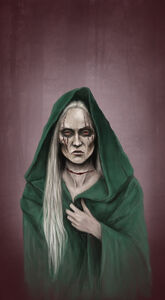 Catelyn Tully by denkata5698
