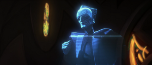 Chancellor Palpatine slight