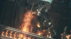 Dark Souls 3 Lothric, Younger Prince and Lorian, Elder Prince Boss Fight (4K 60fps)