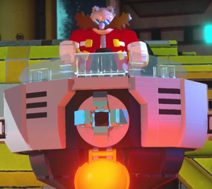 Lego Dimensions Eggman