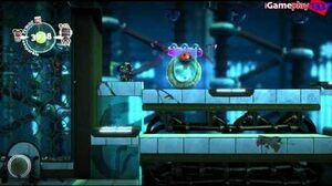 Little Big Planet 2 - Current Affairs World 2 Victoria's Laboratory CO-OP Walkthrough PS3