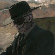 Metal Gear Skull Face 16