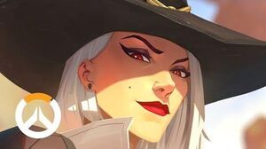 NOW PLAYABLE Ashe Origin Story Overwatch
