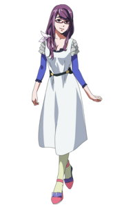 Rize Character Model