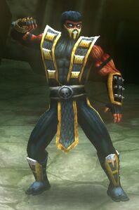 Scorpion infernosm